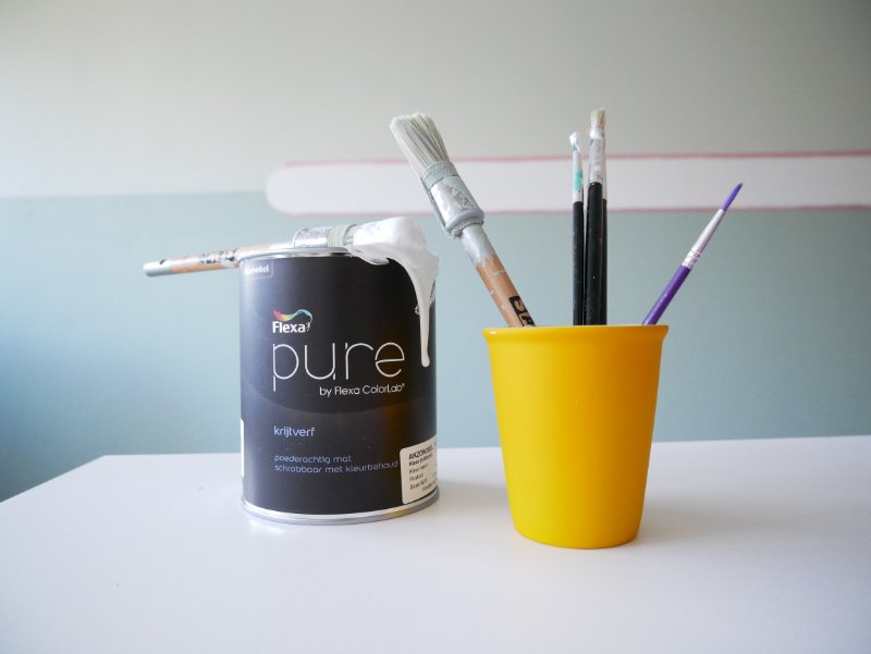 Schilderen met Pure by Flexa ColorLab