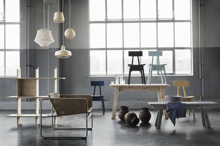 Industriell collectie Ikea