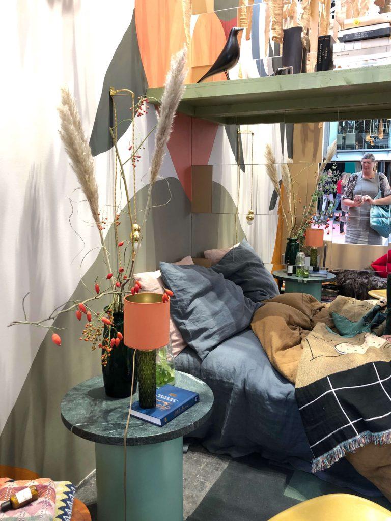 Flexa stijlkamer op de Woonbeurs door The Nice Stuff Collector