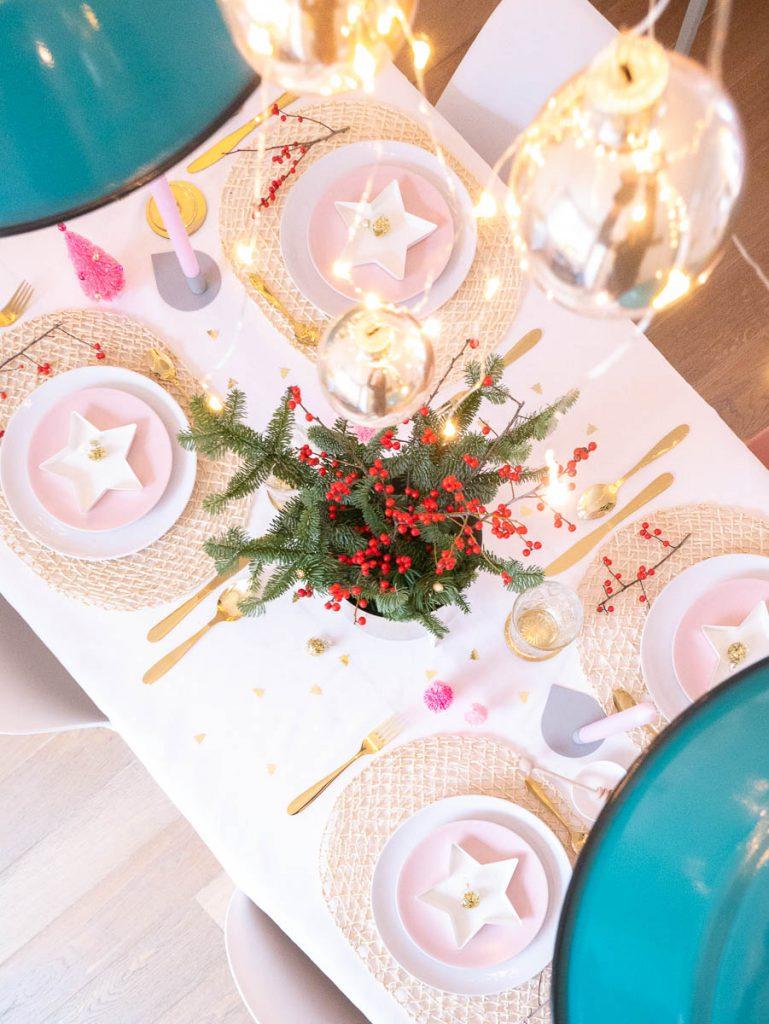 Kersttafel styling 2018